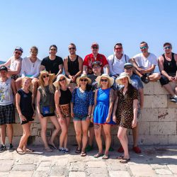 Group tour to Blue Cave from Split